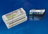 Диммер ламп накаливания RS485 порт, возможно управление контроллером, 8 входов/ 8 выходов UCH-M131RC/0808