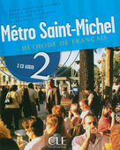 Metro Saint-Michel: Methode de Francais 2