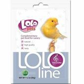 """Lolo Pets Lololine дополнительная кормовая смесь для канареек """"Пой песни"""", 20гр"""