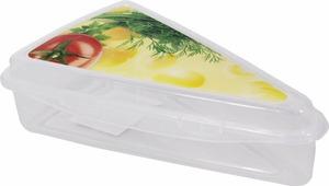 "Контейнер для сыра ""Idea"", цвет: прозрачный, 21 х 13 х 5 см"