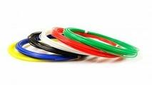 Unid Пластик PLA-6 (по 10м. 6 цветов в коробке)