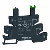 Реле твердотельные и полупроводниковые Розетка для реле, пруж. зажимы, = 5-24 в Schneider Electric