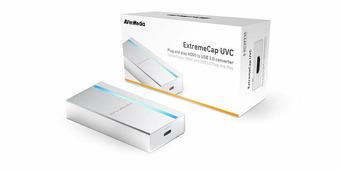 Устройство захвата видео AVerMedia ExtremeCap UVC BU110 (USB3.0-HDMI)
