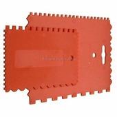 Набор шпателей пластмассовых зубчатых (2 шт) STARTUL PROFI (ST1140) (ST1140)