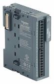 Мультимедийные контроллеры Аналог модуль расширения тм3- 4 аналоговых выхода + 2 аналоговых входа Schneider Electric