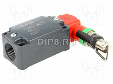 FD 1880, Rope safety switch without reset for sim