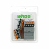 Клеммы Wago 222-415/996-005, 5 х 2,5 мм² (5 шт.) {76084}