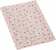 """Ткань для пэчворка Артмикс """"Печворк"""", цвет: молочный, розовый, 48 x 50 см"""