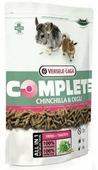 Versele-Laga Chinchilla&Degu Complete полноценный корм для шиншилл 500гр