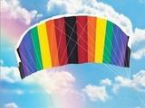Hasi Воздушный змей управляемый парашют «Радуга 200 Pro»