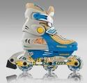 Коньки роликовые MaxCity Winner Blue 608Z размер 26-29 (Спортивная коллекция)