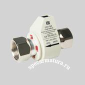Клапан запорный газовый электромагнитный кзгэм-бм 20