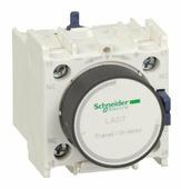 Дополнительный блок контактов с задержкой на откл. 0,1-3сек. Schneider Electric, LADR0