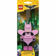 LEGO Бирка для багажа Batman Movie 51729 Fairy Princess Batman