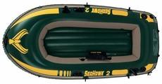Надувная лодка INTEX Seahawk 200 68346