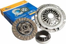 Комплект сцепления Kraft, без подшипника, для Daewoo/Chevrolet Aveo 1.4/1.6