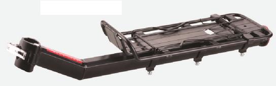 Багажник на подседельный штырь велосипеда Vinca sport H-AL 20