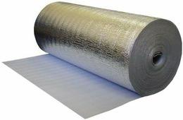 Подложка из вспененного полиэтилена фольгированная 5 мм