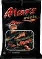 Mars minis шоколадные батончики, 182 г