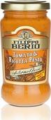 "Соус Filippo Berio ""Песто"", с томатами и сыром рикотта, 190 г"