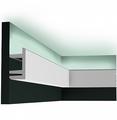 Лепнина Orac decor Карниз из полиуретана C381