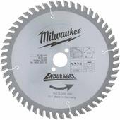 Диск пильный 165х20 мм 52 зуба MILWAUKEE (4932352132)