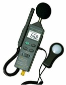 Многофункциональный тестер окружающей среды DT-8820 4 в 1 CEM-Instruments