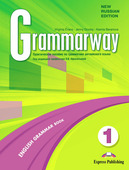 Grammarway 1. Russian Edition Student's Book. Учебник. Практическое пособие по грамматике англ.яз.
