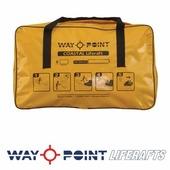 Спасательный плот в сумке Waypoint Coastal 6 чел 60 x 42 x 26 см