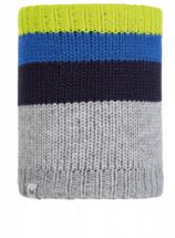 Бандана Buff Knitted & Polar Neckwarmer Knut детская разноцветный ONESIZE