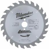 Milwaukee Диск пильный по дереву D 165х20х2.6мм 24Z (4932352131)