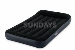 64141 Надувной матрас Pillow Rest 99х191х25см, Intex
