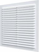 Вентиляционная решетка Auramax, A1708C, белый, 17,1 х 8,1 см