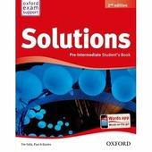 Solutions: Pre-Intermediate: Student's Book
