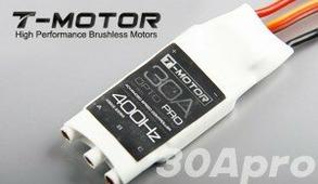 Регулятор T-Motor 30А Pro (400Hz) для бесколлекторного мотора