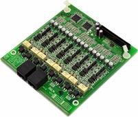 Плата 8 аналоговых абонента NEC PZ-8LCE