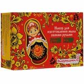 Набор для изготовления мыла Выдумщики.ru Русский сувенир