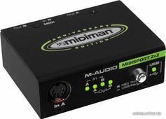 Аудиоинтерфейс M-Audio Midisport 2x2 Anniversary Edition