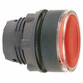 Кнопка красная, без фиксации, 22мм, 1Н.З. Schneider Electric, XB7NA42