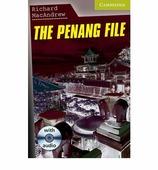 "MacAndrew, Richard ""Cambridge English Readers Starter. Beginner The Penang File: Book with Audio CD Pack (Кембриджское пособие по чтению (книга + CD-ROM. аудио): уровень 1. Дело в Пенанге)"""