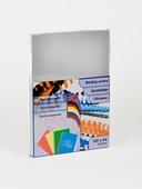 Обложки пластиковые, формат А4, прозрачные, 100шт./уп., толщина 200 мкм.