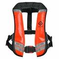 Автоматический спасательный жилет CrewSaver Crewfit 275N XD Wipe Clean 9251WOA оранжевый/черный