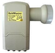 Спутниковый конвертер GoldMaster GM-108C (круговой)