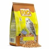 Корм RIO Budgies для волнистых попугаев в период линьки, 1кг