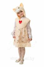 Карнавальный костюм Кошечка Ася (Плюшки-зверюшки) Арт. 5309 28 (рост 110 см)
