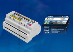 Диммер светодиодных ламп RS485 порт, возможно управление контроллером, 8 входов/ 8 выходов UCH-M141RC/0808