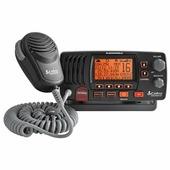Стационарная морская радиостанция VHF Cobra MR F57B Class-D DSC 1/25 Вт 159 x 57 x 180 мм чёрная
