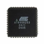 микроконтроллер CISC Atmel , AT89S8253-24JI