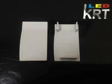 Заглушка для настенного профиля KRT-12018 31х20 мм