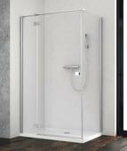 Стеклянная душевая дверь Radaway Essenza New KDJ 120 см [385042-01-01L]